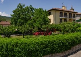 Casa Zubiri-Anocibar II - Ibero, Navarre
