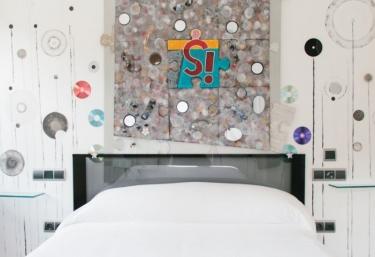 Apartamentos Anahuaska- Modern Art - Panzares, La Rioja