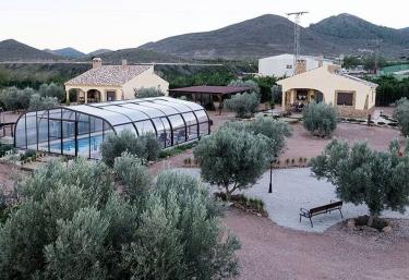 Casas Los Olivos de Noja- Casa Aberquina - Fuente Alamo, Murcia