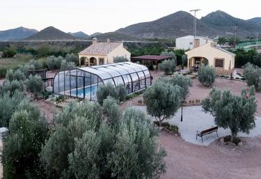 Casas Los Olivos de Noja- Casa Hojiblanca - Fuente Alamo, Murcia