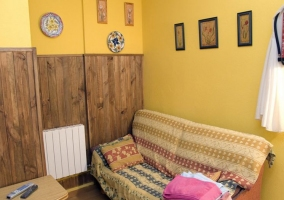 El Mirador de Poyatos- Apartamento Amarillo