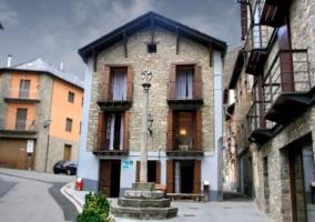 Casa Oficial d'Esterri - Esterri D'aneu, Lleida