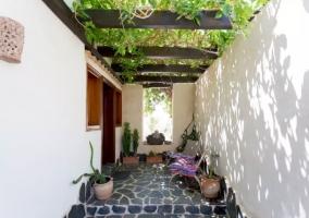 Casa Tarabilla en Finca Ecológica - La Antigua, Fuerteventura