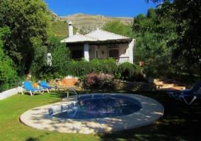 Casa Adelfa - El Chorro, Malaga