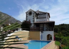 La Casa de Alejandro - El Chorro, Malaga