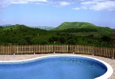 Casa Rural Masía Nueva - Segorbe, Castellon