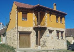 Casa Triviño - Castroserna De Arriba, Segovia