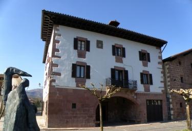 Txarrenea - Elizondo, Navarre