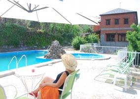 Hotel rural Don Burguillo - El Tiemblo, Avila