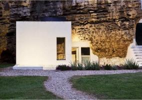 Cuevas del Pino- Casa Tierra