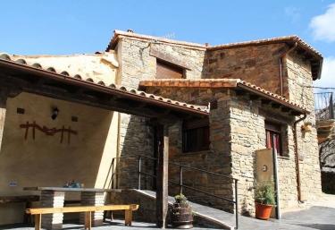 Apartamento rural El Peral - Caminomorisco, Caceres
