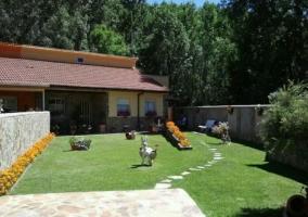 El Jardín Casa de Loli - La Utrera, Leon