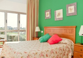 Apartamentos Mirapeñas- Playa Fornón