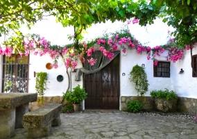 Cortijo La Gineta- Casa del Patio - Alcala La Real, Jaen