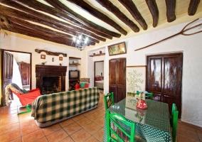 Cortijo La Gineta- Casa del Tío Miguel - Alcala La Real, Jaen