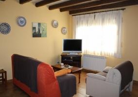 Apartamentos Sierra Guardatillo- El Cabezuelo - Valdeavellano De Tera, Soria