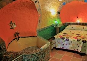 Cueva de Chipela- Casas Cueva Cazorla - Hinojares, Jaen