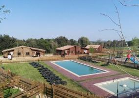 Camping rural Montori