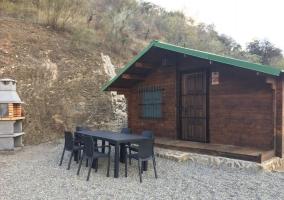 Complejo rural El Mirador- Casa de Madera