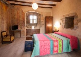 Casa del Castillo- Mur de Aluján