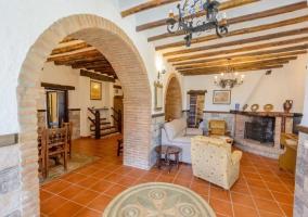 Casa rural El Pilarillo - Alcaucin, Malaga