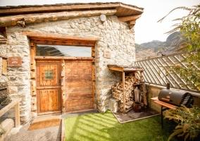 Casa rural de les Arnes