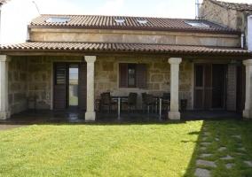 Casa da Lúa - Cambados, Pontevedra