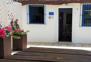 Bungalow con jardín- Mandala Bungalows - Los Caños De Meca, Cadiz