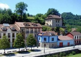 La Casa Azul de las Caldas - Oviedo, Asturias