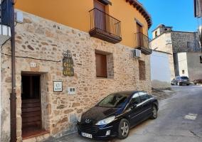 Casa Rural El Caño de Abajo - Aldeanueva Del Camino, Caceres