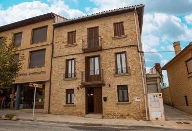 Ronda del Castillo - Olite, Navarre