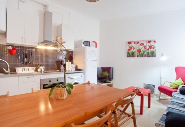 HHBCN Tarradellas Apartment #1 - Barcelona (Capital), Barcelona