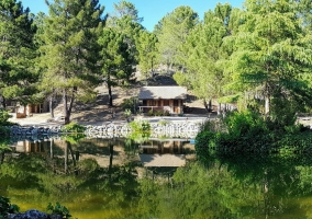 Finca El Lagunazo- La Cabaña del Lago - Riopar, Albacete