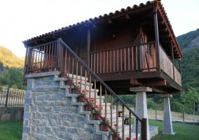 Casa Rural El Hórreo- Hórreo