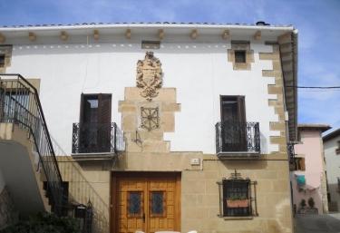 Casa Rural Laguao  - Abarzuza, Navarre