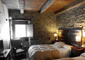 Hostal de Montaña La Aldeya - Villablino, Leon