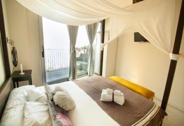 Les Suites - Habitaciones - Santa Maria De Palautordera, Barcelona
