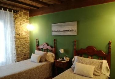 Casa La Juana - Habitaciones - Almarza, Soria