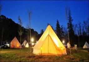 Camping Parc Gualba