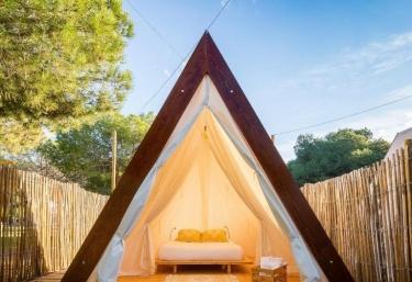Camping El Garrofer - Sitges, Barcelona
