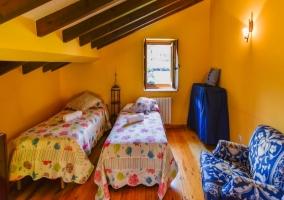 Casa rural Villa Isabela - Riaño (Solorzano), Cantabria