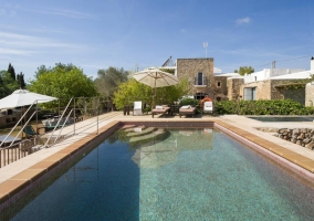 Rural Can Partit - Adults Only - Santa Agnes De Corona, Ibiza
