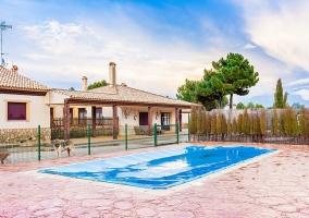 Santa Quitería Rural- Casa La Ermita