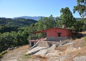 Casa Rural El Retiro de Ceubia