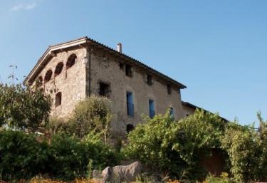 Can Sidro - Sant Feliu De Pallerols, Girona