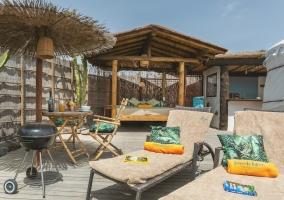 Eco Finca de Arrieta- Eco Yurt