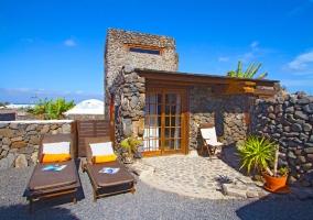 Eco Finca de Arrieta- Eco Garden Cottage