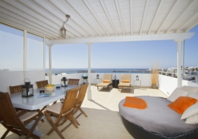 Lanzarote Retreats- Ocean View Penthouse