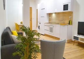 Apartamentos Antares- Estudio 1