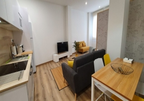 Apartamentos Antares- Estudio 6
